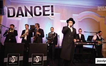 Dance with Sruly Altman & Yossi Shtendig