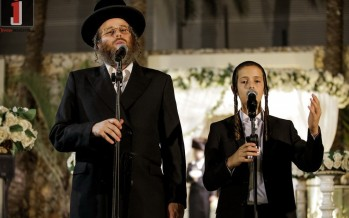 The Major Chuppah: Dudi Linker, Dudi Kalish, the Malchus choir & the Fire Orchestra