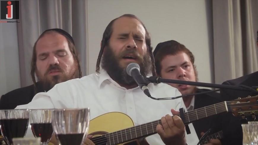 R' Mordechai Gottlieb & Friends Sings Carlebach
