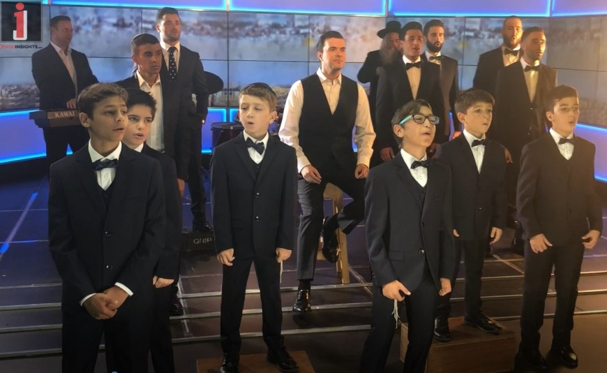 Israel In Our Hearts – F. D. D. Artists Presenting A New Song For A New Year