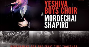 THE YESHIVA BOYS CHOIR & MORDECHAI SHAPIRO [2 SHOWS]