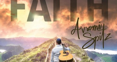 "Avromi Spitz Releases Debut Album ""Faith"" [Audio Preview]"
