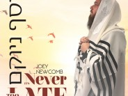 """Joey Newcomb """"It's Never Too Late"""" New Single"""