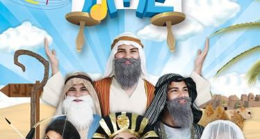 Torah Treasure Presents PARSHA TIME!