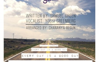 YTI – Every Day Is A Good Day ft. Yossi Greenberg