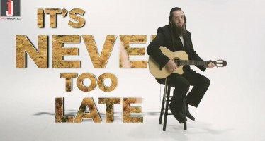 Joey Newcomb – It's Never Too Late [Music Video]
