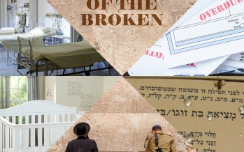 "New Single From Yaakov Markowitz – ""Army of The Broken"""