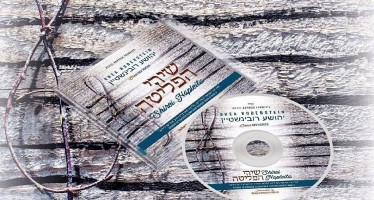 Shea Rubenstein – Shirei Hapleita [Audio Preview]