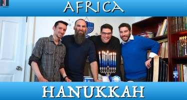Hanukkah – A Jewish Africa Parody By Shir Soul A Cappella