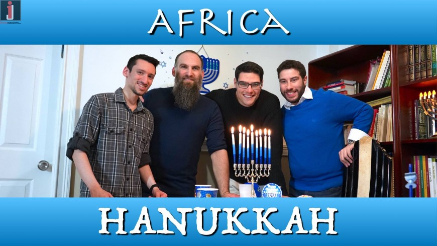 Hanukkah – A Jewish Africa Parody By Shir Soul A Cappella