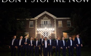 Y-Studs – Don't Stop Me Now: A Queen Hanukkah