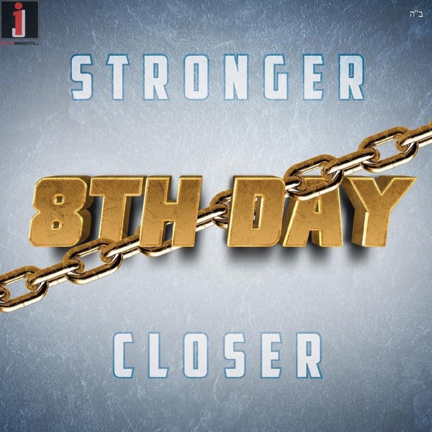 """8th Day – """"Stronger Closer"""" [Official Album Sampler]"""