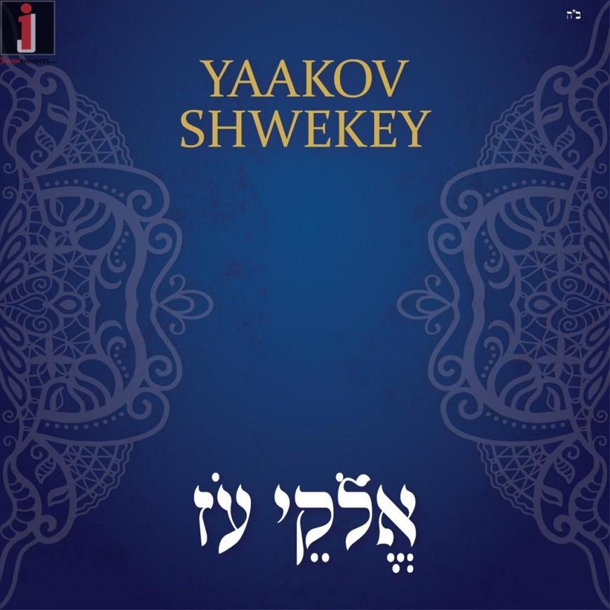 Yaakov Shwekey – ELOKAI OZ