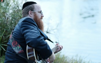 "Mordechai Roth Releases His Fourth Single ""Yehudi"""