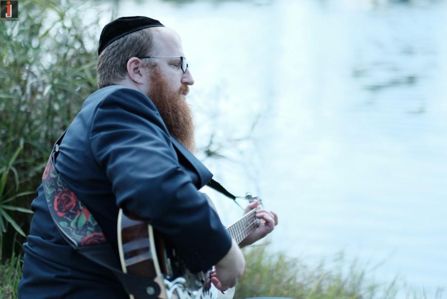 "Mordechai Roth Releases His Fourth Single ""Yehudi"""