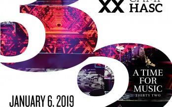 HASC – A T.I.M.E. For Music 32 Date Announced!