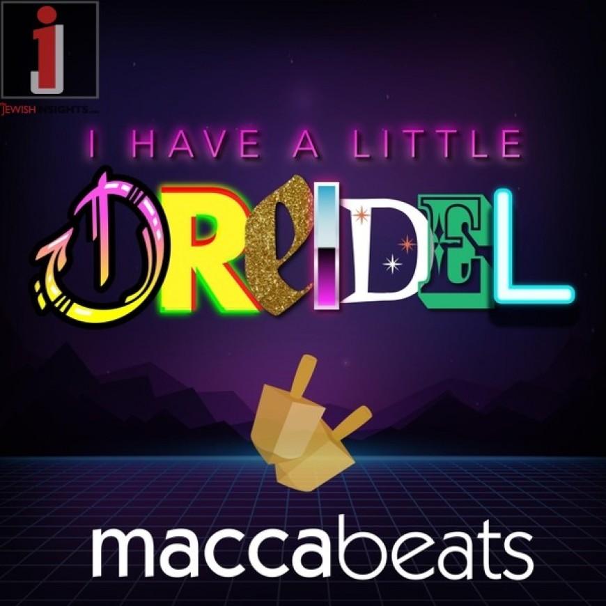 The Maccabeats – I Have a Little Dreidel – Hanukkah