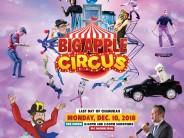 Suki & Ding Present: BIG APPLE CIRCUS, Uncle Moishy & Simcha Leiner
