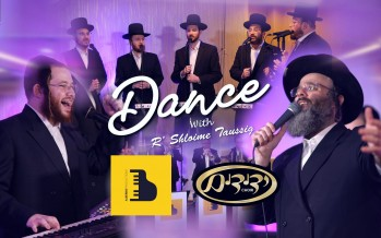 Energetic Dance – R' Shloime Taussig, Yedidim Choir, A. Berko Production