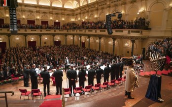 First Public Jewish Concert In Concertgebouw's Great Hall Since WWII