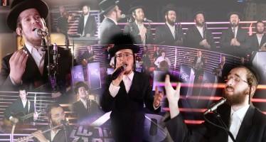 Chupah Medley – Suchi Goldstein, Hershi Segal
