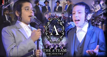 Birchas Ha'Orech – The A Team Ft. Child Soloists Shulem Saal, Moishe Glick & Lev Choir