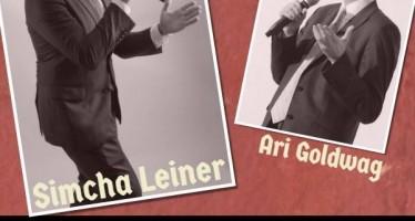 Young Israel of Manhattan 40th Concert: Simcha Leiner & Ari Goldwag