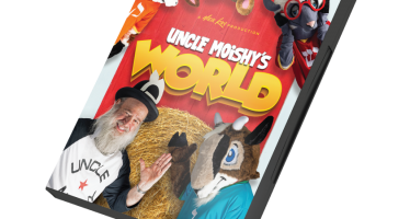 New! Uncle Moishy's World DVD Trailer!