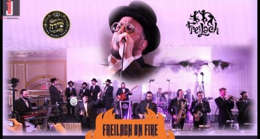 Freilach on Fire! — Second Dance Medley Feat. Lipa and the Shira Choir