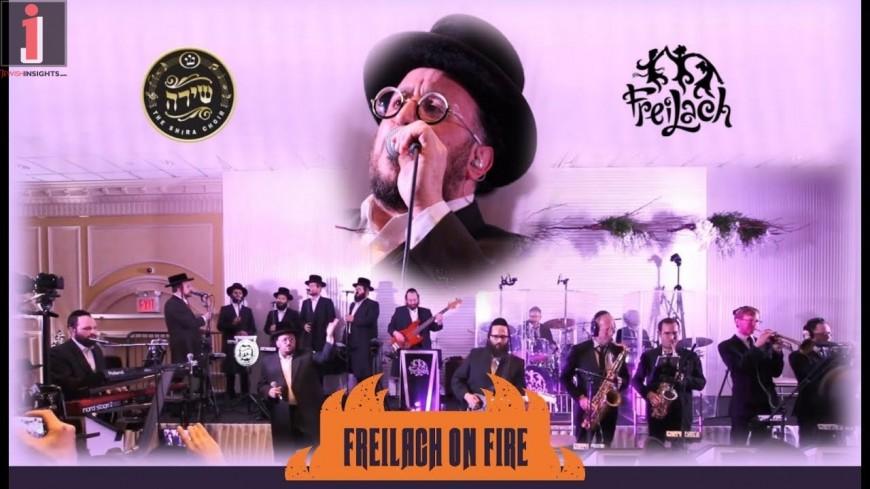 Freilach on Fire! — Second Dance Medley Feat. Lipa and the Shira Choir