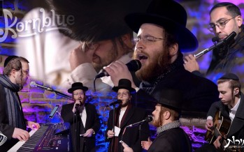 Live Chupa Emotions – Shlomo Yakov Weber, Zemiros Choir