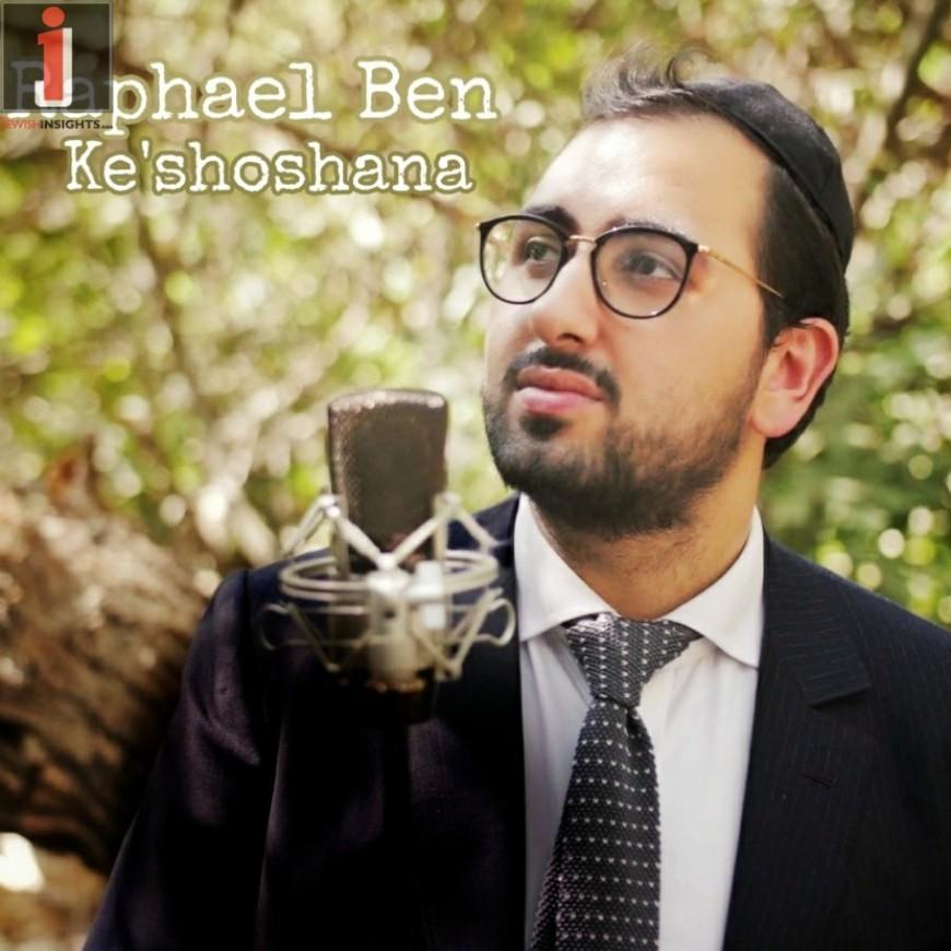 "Raphael Ben Performs A Heartwarming Rendition of ""Keshoshana"" Originally Sung By Avraham Fried"