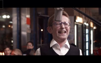 "New York Boys Choir – ""Spin That Dreidel"" (feat. Avremi G.)"