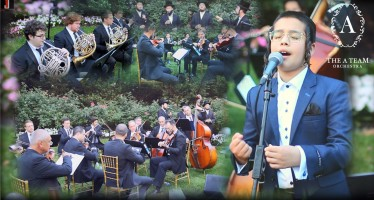 Symphony Chuppah on The Par – Feat. Child Soloist Shulem Saal & The Shira Choir