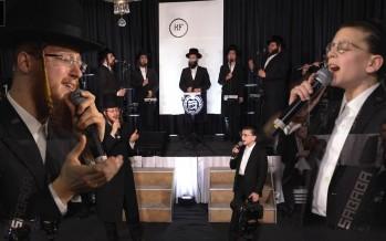 'A Yiddisha Mama' Live! Avrum Mordche Schwartz & Shulem Brodt – Sababa & Shira Choir