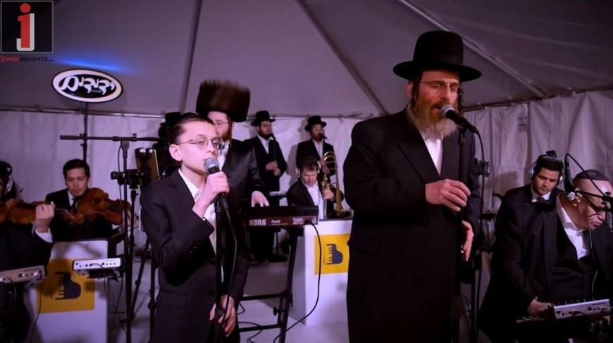 """Im Eshkocheich Yerushalayim"" feat. Avrumi Berko, Issac Honig, Shulem Brodt, Yedidim Choir"