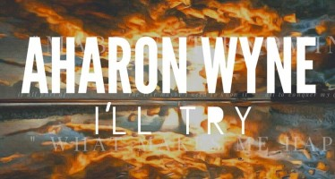 "Introducing: Aharon Wyne With His Debut Single ""I'll Try"""