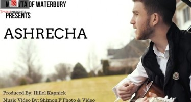 Ashrecha | Shimshy Golomb | Waterbury Mesivta | Official Music Video