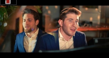 NAFTALI BLUMENTHAL ft. PINNY SCHACHTER | There's an Angel [Official Music Video]