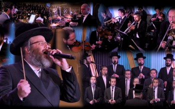 Dudi Kalish Creates An Orchestra Live! – Mir Dinner – A Team – Lev Choir – Shir V'shevach Boys Choir