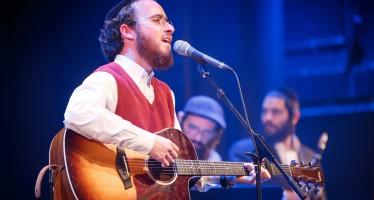 Naftali Kempeh – Kol Hanechalim LIVE