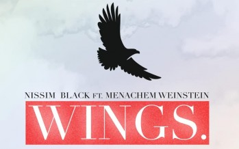 Nissim Black ft. Menchem Weinstein – Wings (Audio)