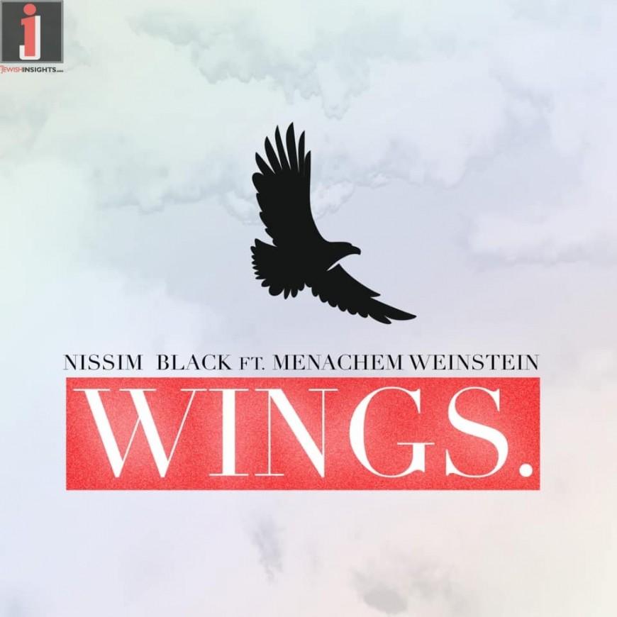 Nissim Black ft. Menchem Weinstein – Wings (Audio)