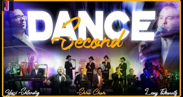 """Dance A Second"" Levy Falkowitz – Yossi Shtendig – Shira Choir"