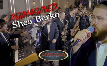 "Shea Berko ""Remaigined"" An Aaron Teitelbaum Production"
