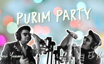Shimy Yunayev & Eli Klein – Purim Party Medley