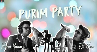 Shimy Yunayev & Eli Klein – Purim Party Medley