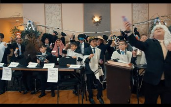 Purim – New York Boys Choir – Hipil Pur [Official Music Video]