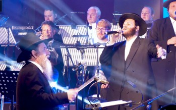 """After 20 Years! The Song Has Reached Its Perfection! """"Hadran"""" Zanvil Weinberger, Malchus Choir & Mona"""
