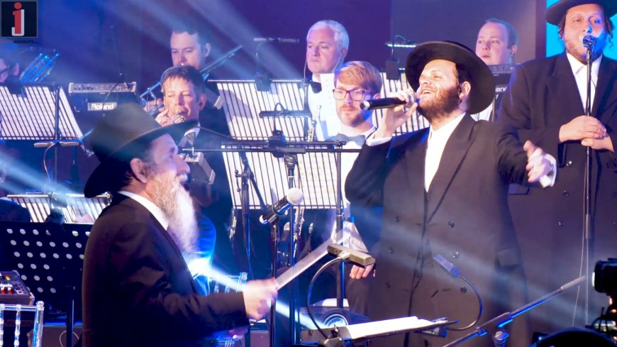 "After 20 Years! The Song Has Reached Its Perfection! ""Hadran"" Zanvil Weinberger, Malchus Choir & Mona"